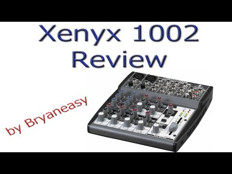 Behringer Xenyx 802 / 1002 Review and Quality Test