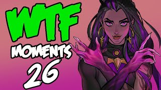 WTF Moments Valorant 26 | Valorant Best Moments & highlights