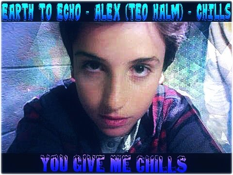 Earth To Echo - Alex (Teo Halm) - Chills
