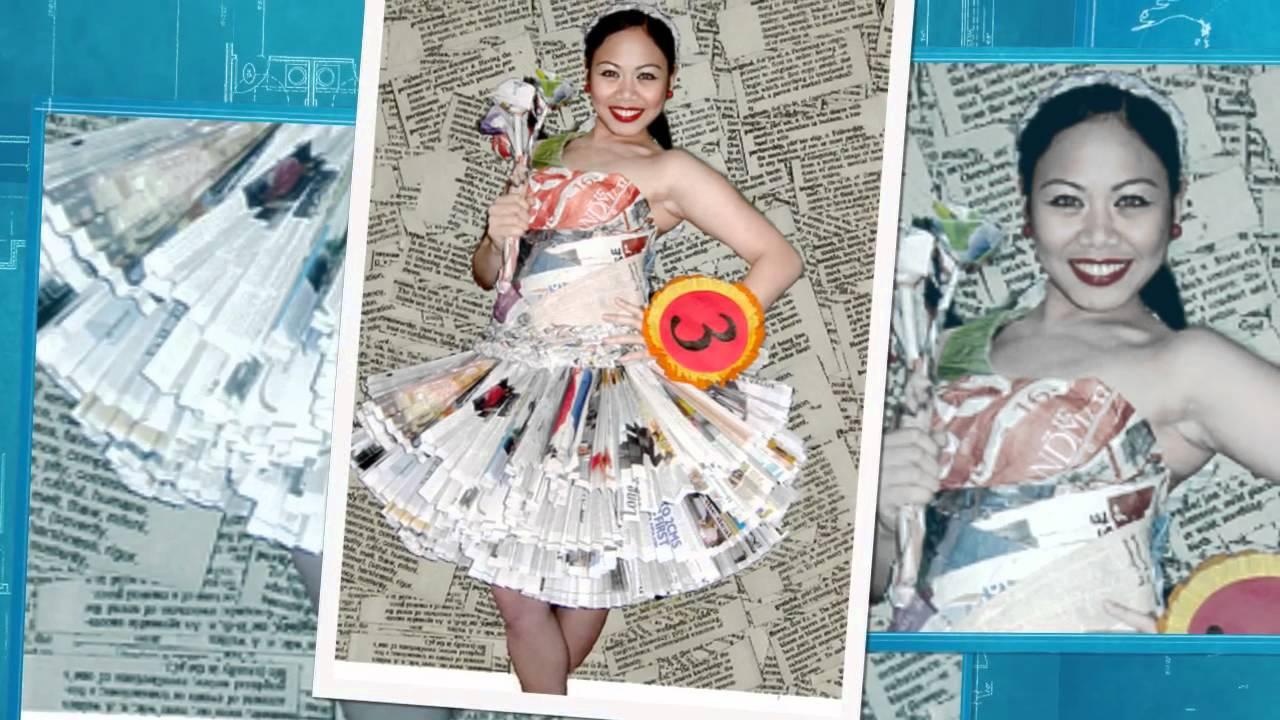 De Como Hacer Vestidos Reciclados