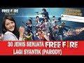 LAGI SYANTIK Versi SENJATA FREE FIRE  (cover Parody) Mirip PUBG 🎵