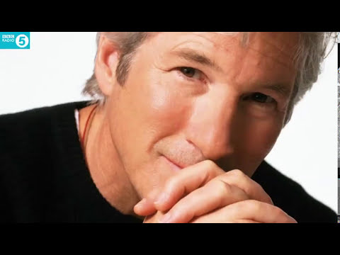 Richard Gere interviewed by Simon Mayo