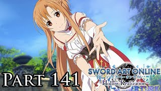 Sword Art Online: Hollow Realization - Asuna Fusion Skill Event! (Easy Farm) [Part 141/PS4]