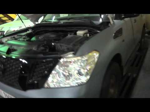 Tuned Nissan Patrol V8 2012