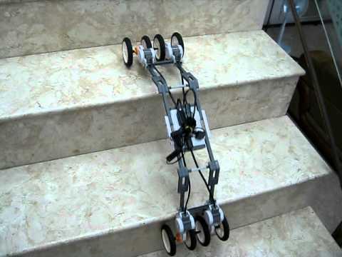 Stair climber - cute