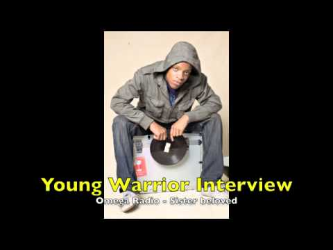 DUBWISE.TV - Young Warrior Interview - Sister Beloved - Omega Radio 2010