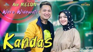 Download lagu Woro Widowati Feat Alie Melon - kandas   New Pallapa  ( Video musik terbaru 2021)