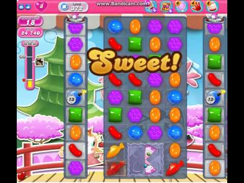 Candy Crush Saga Level 372 ���
