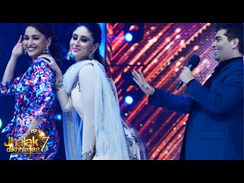 Jhalak Dikhhla Jaa  7 2nd August 2014 Full Episode | Kareena Kapoor's HOT ACTin Jhalak 7