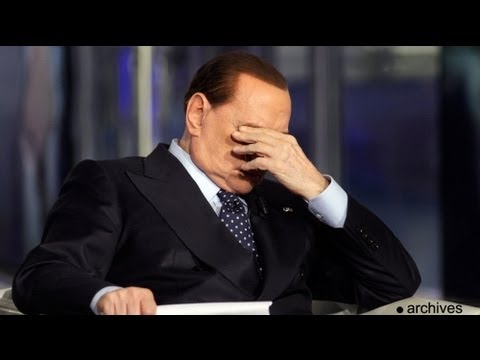 Silvio Berlusconi sentenced to jail over wiretap scandal