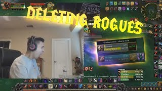 World of PvP - ONE-SHOTTING ROGUES, VEN REACTS TO HIMSELF, SNUTZ CHAMPION!