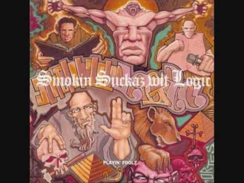 SMOKIN SUCKAZ WIT LOGIC - Mutha Made Em