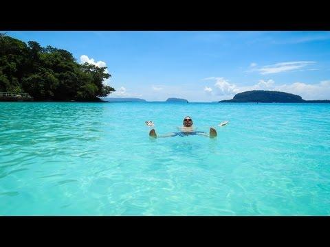 Champagne beach sanma province vanuatu