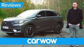 DS 7 Crossback 2018 SUV in-depth review | carwow Reviews