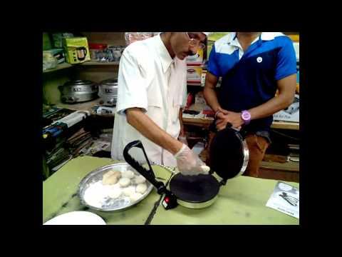 Bajaj Vacco go ezzee chapati maker demo vedio