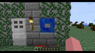 Minecraft - Scary Doorbell Revisited