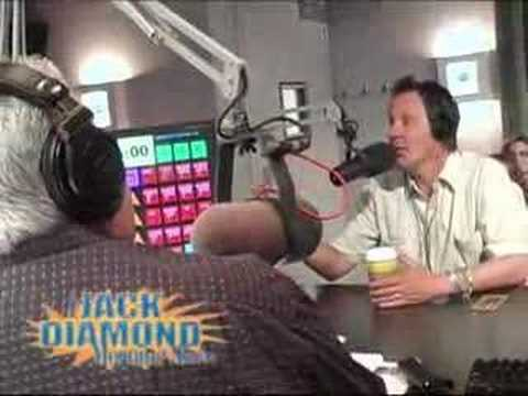 JAKE JOHANNSEN on the JACK DIAMOND MORNING SHOW