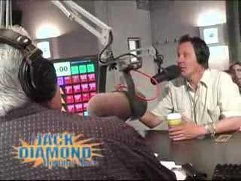 JAKE JOHANNSEN on the JACK DIAMOND MORNING SHOW