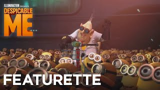 "Despicable Me - Featurette: ""A Despicably Good Time"" - Illumination"