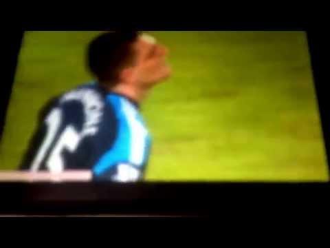 Nasri goal 4th goal of game man city vs sunderland 2-2