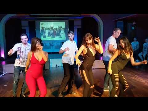 PZC2018 Students choreo performance with Andressa & Freddy ~ video by Zouk Soul