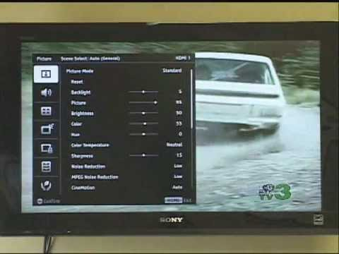 Scanning Your Sony Tv Channels video