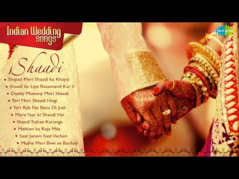 Indian Wedding Songs | Popular Hindi Songs | Mehlon ka Raja...