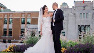 Mariage Imane & Karim à Montreal en 2015