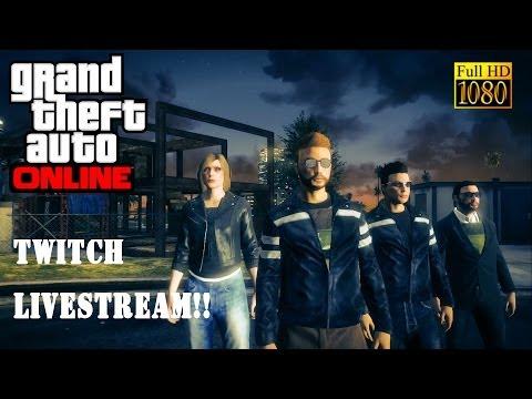 Ranting Greek Gamer: GTA5 ONLINE LIVESTREAM!!! :)