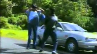 Fiji's First Movie (1995 Vijay Rattan) Action Scene ! Fight Sequence Scene 2