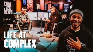 Behind The Scenes Of The Soulja Boy Complex Takeover   #LIFEATCOMPLEX