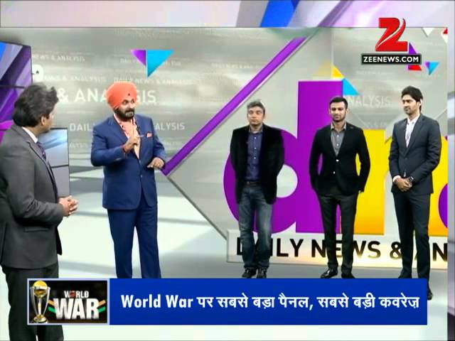 DNA analyses strengths and weaknesses of the Indian Cricket team ahead of WC 2015