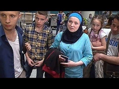 Спецоперация МЧС: беженцев из Сирии эвакуировали под огнем боевиков ИГ
