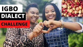 Onitsha VS Awka Dialect || Two Igbo Youtubers Tackle The Dialect Challenge #Onitsha #Onitshayoutuber