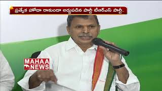 YS Jagan Will Do Anything For Money - Tulasi Reddy