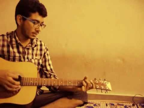 Teri Deewani (Kailash Kher) guitar lesson( Detailed Strumming...