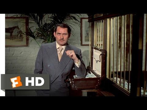 The Sting movie clips: http://j.mp/1uyCz3s BUY THE MOVIE: http://amzn.to/vNUDcm Don't miss the HOTTEST NEW TRAILERS: http://bit.ly/1u2y6pr CLIP DESCRIPTION: Doyle Lonnegan (Robert Shaw) makes...