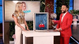 Gwyneth Paltrow Gets Tied Up in 'Pitch Please'