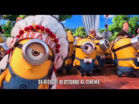 """Cattivissimo Me 2 – Spot italiano """"YMCA"""""""