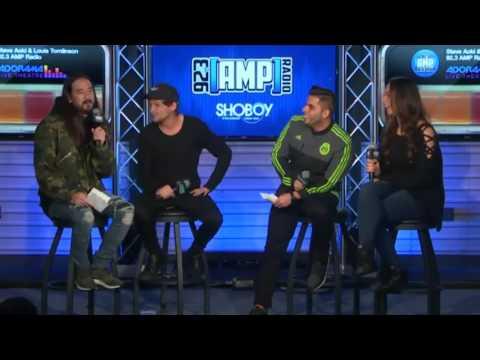 Louis & Steve - AMP Radio vostfr