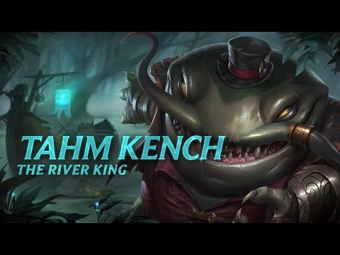 Misc Computer Games - League Of Legends - Tahm Kench Theme