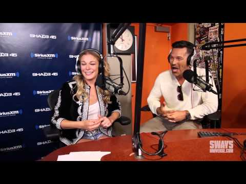 LeAnn Rimes & Eddie Cibrian Tell All on Sway in the Morning