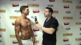 FitnessAtlantic.com presents Male Fitness Model Andrew