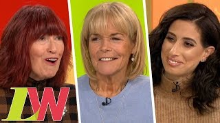 Janet Linda And Stacey Share Their Jungle Memories Loose Women