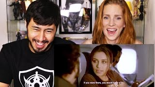 NO ONE KILLED JESSICA Trailer Reaction | Jaby & Bre Mueck!