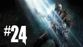 Metro Last Light Gameplay Walkthrough - Part 24 - DARK VISION!! (Xbox 360/PS3/PC HD)