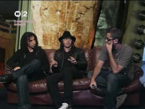 System of a Down MTV Gonzo interview (longer version)