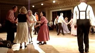 CRIPPLE CREEK CLOGGERS.Folklore Dance Performance - Riga Latvian Society, Great Hall.Baltica 2012.