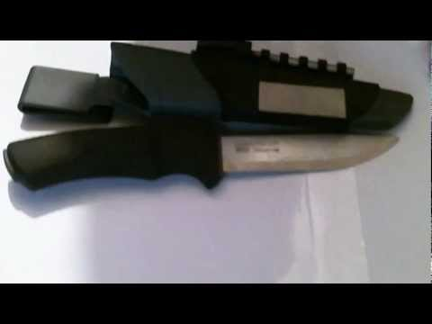 Mora Bush craft Survival Knife Review