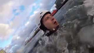Flyboarding in London